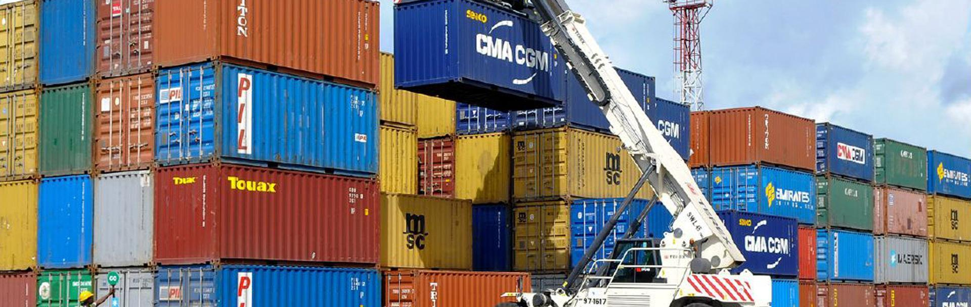 Container depot operations solutions